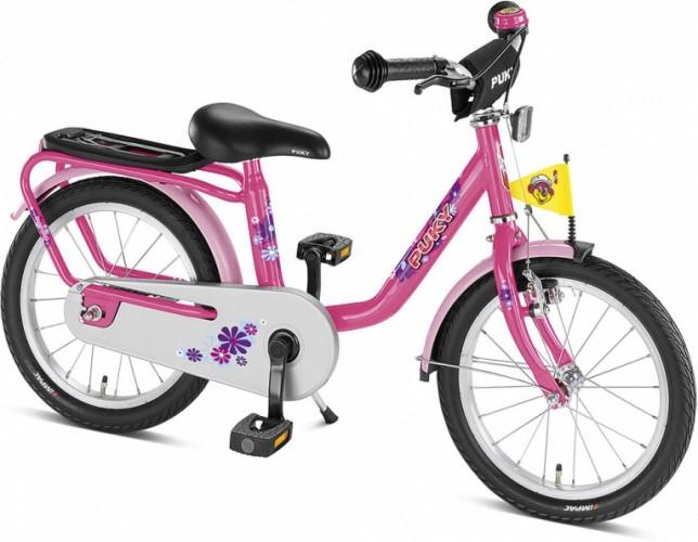 Puky Z 8 Kinder Fahrrad Pink