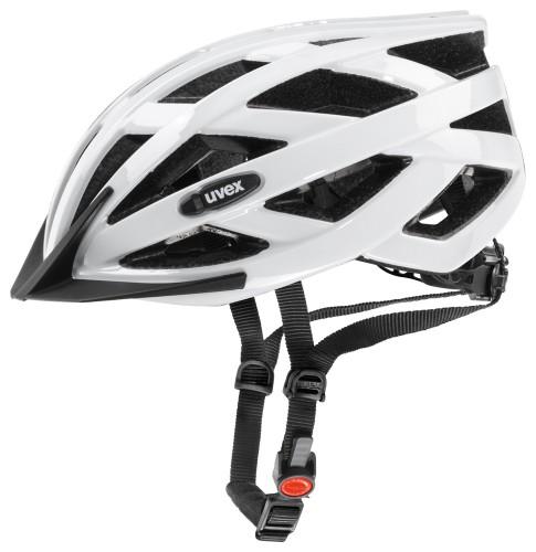 Uvex I-VO Fahrrad Helm weiß 2021