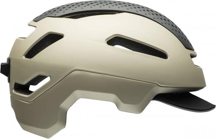 Bell Hub City Fahrrad Helm platinum silber 2016