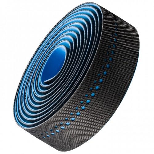 Bontrager Grippytack Fahrrad Lenkerband schwarz/blau