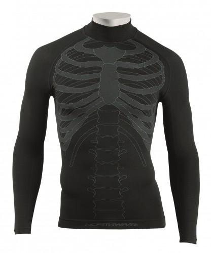Northwave Body Fit Evo Fahrrad Unterhemd lang schwarz 2020