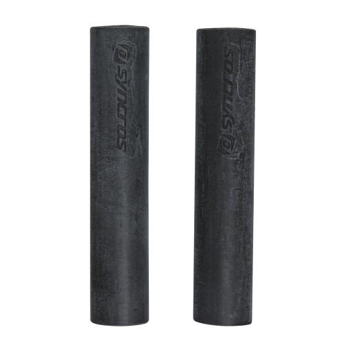 Syncros Silicone Fahrrad Griffe schwarz