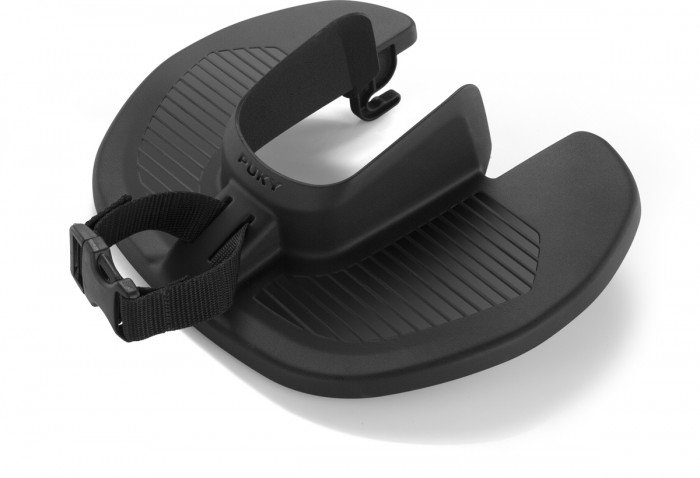 Puky DF-1 Kinder Dreirad Fußstütze schwarz