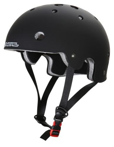 O'Neal Slash Dirt 4x BMX Helm schwarz Oneal