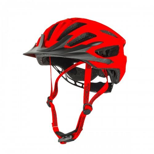 O'neal Q RL All Mountain Enduro MTB Helm rot 2021 Oneal