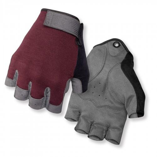 giro hoxton fahrrad handschuhe kurz rot 2013 von top. Black Bedroom Furniture Sets. Home Design Ideas