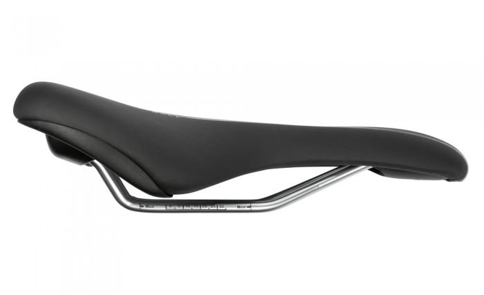 RFR MTB Comfort Fahrrad Sattel schwarz