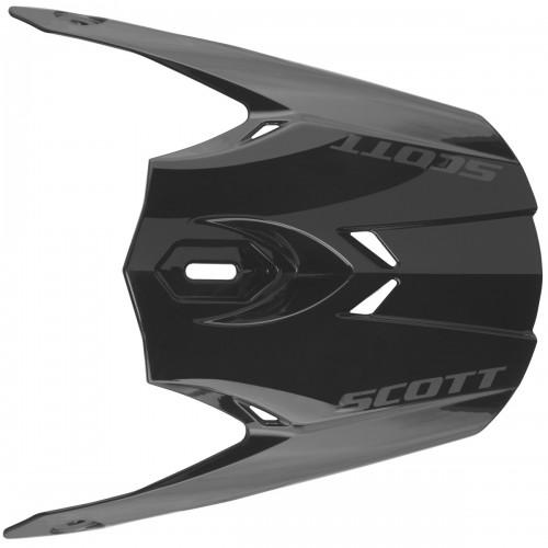 Scott 350 Pro Visor Helm Visier schwarz