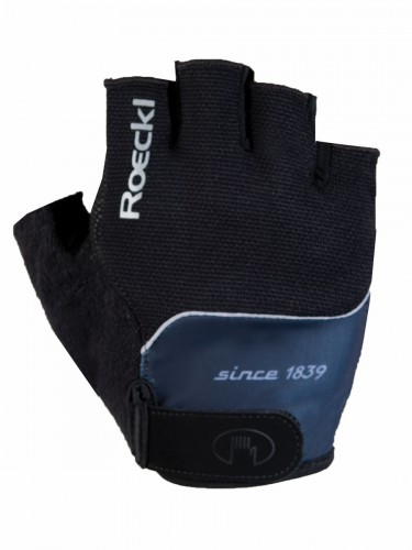Roeckl Nano Fahrrad Handschuhe kurz schwarz 2017