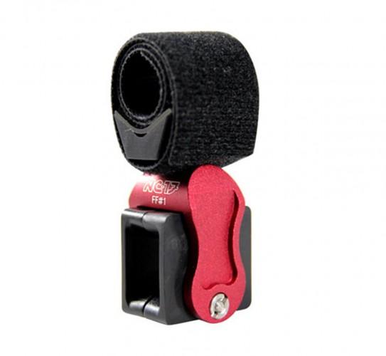 NC-17 FF#1 Führen und Folgen Kettenspanner rot für alle Rahmen/Ketten/Kettenblätter