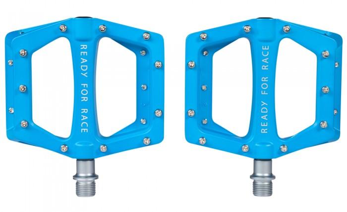 RFR Flat Cmpt Fahrrad Pedale blau