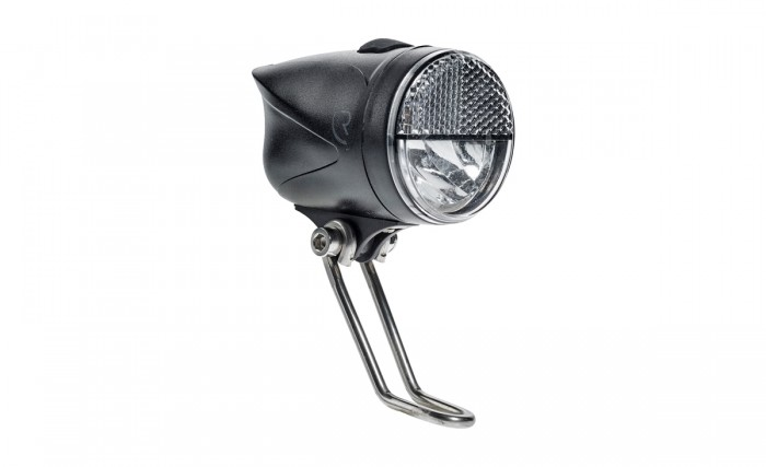 RFR Tour 40 LED Lampe vorne schwarz/grau