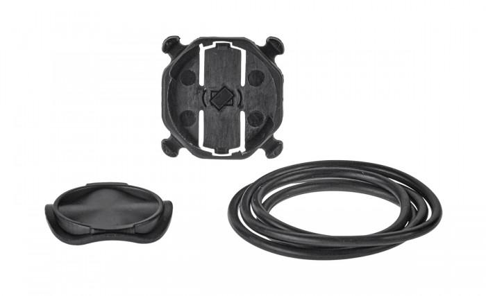 Cube Lenkerhalter für Fahrradcomputer schwarz