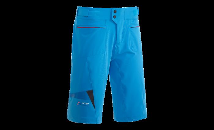 Cube Action Team Pure Fahrrad Short Hose kurz blau 2020