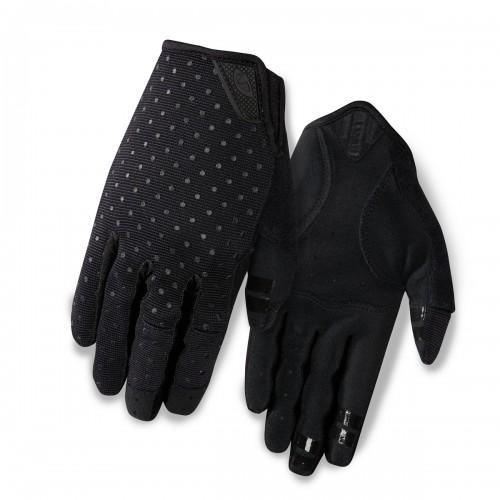 Giro La DND Damen Fahrrad Handschuhe kurz schwarz 2021
