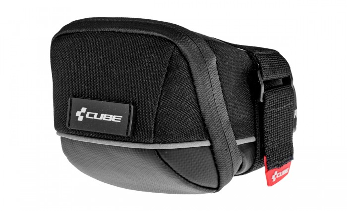 Cube Pro S Fahrrad Satteltasche schwarz
