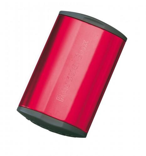 Topeak Rescue Box rot Fahrrad Flickzeug