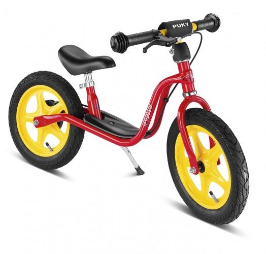 Puky LR 1L Br Kinder Laufrad rot