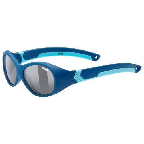 Uvex Sportstyle 510 Kinder Fahrrad / Sport Brille blau