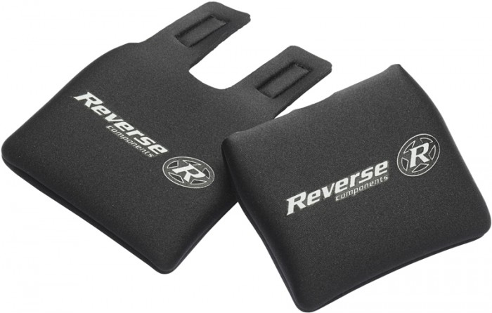 Reverse Pedal Taschen Set Transportschutz Neopren schwarz