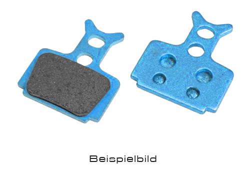 Cube Disc Scheibenbremsbelag Shimano Nexave/BR-M555 organisch