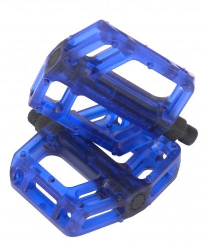 NC-17 Sudpin Zero Pro Fahrrad Plattform Pedal Kunststoff blau