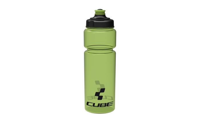 Cube Icon Fahrrad Trinkflasche 0.75 Liter grün