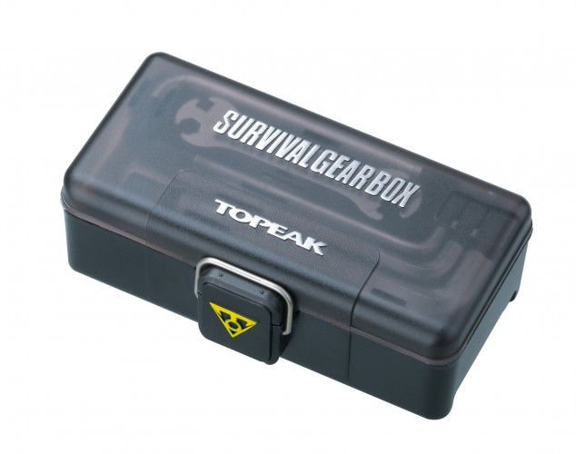 Topeak Survival Gear Box 2 Fahrrad Mini Werkzeug