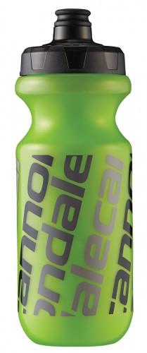 Cannondale Diagonal Fahrrad Trinkflasche grün/schwarz 590ml