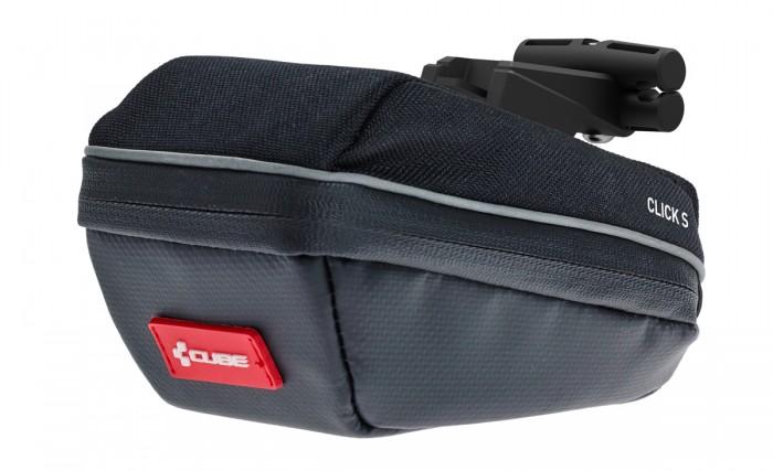 Cube Click S Fahrrad Satteltasche schwarz