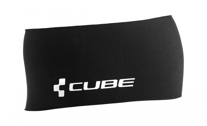Cube Race Be warm Funktionsstirnband weiß