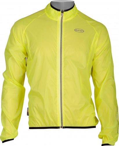 Northwave Breeze Pro Fahrrad Windjacke gelb