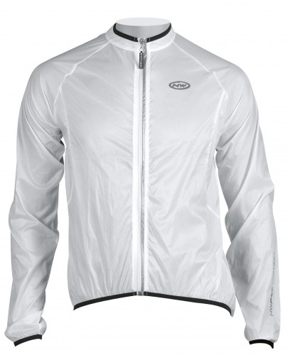 Northwave Breeze Pro Fahrrad Windjacke transparent