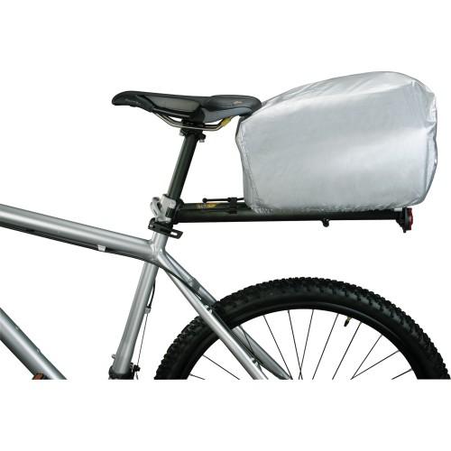 Topeak Regenhülle für RX TrunkBag Tour DX Gepäckträgertasche silber