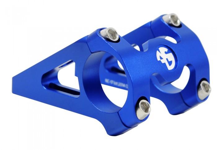 NC-17 Direct Mount Vorbau 31.8  45-55 mm blau 0 Grad