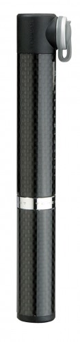 Topeak Micro Rocket Carbon Rennrad Mini Fahrrad Pumpe