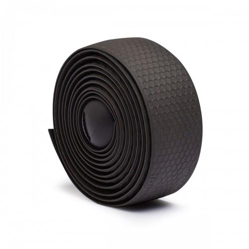 Fabric Silicone Rennrad Lenkerband schwarz