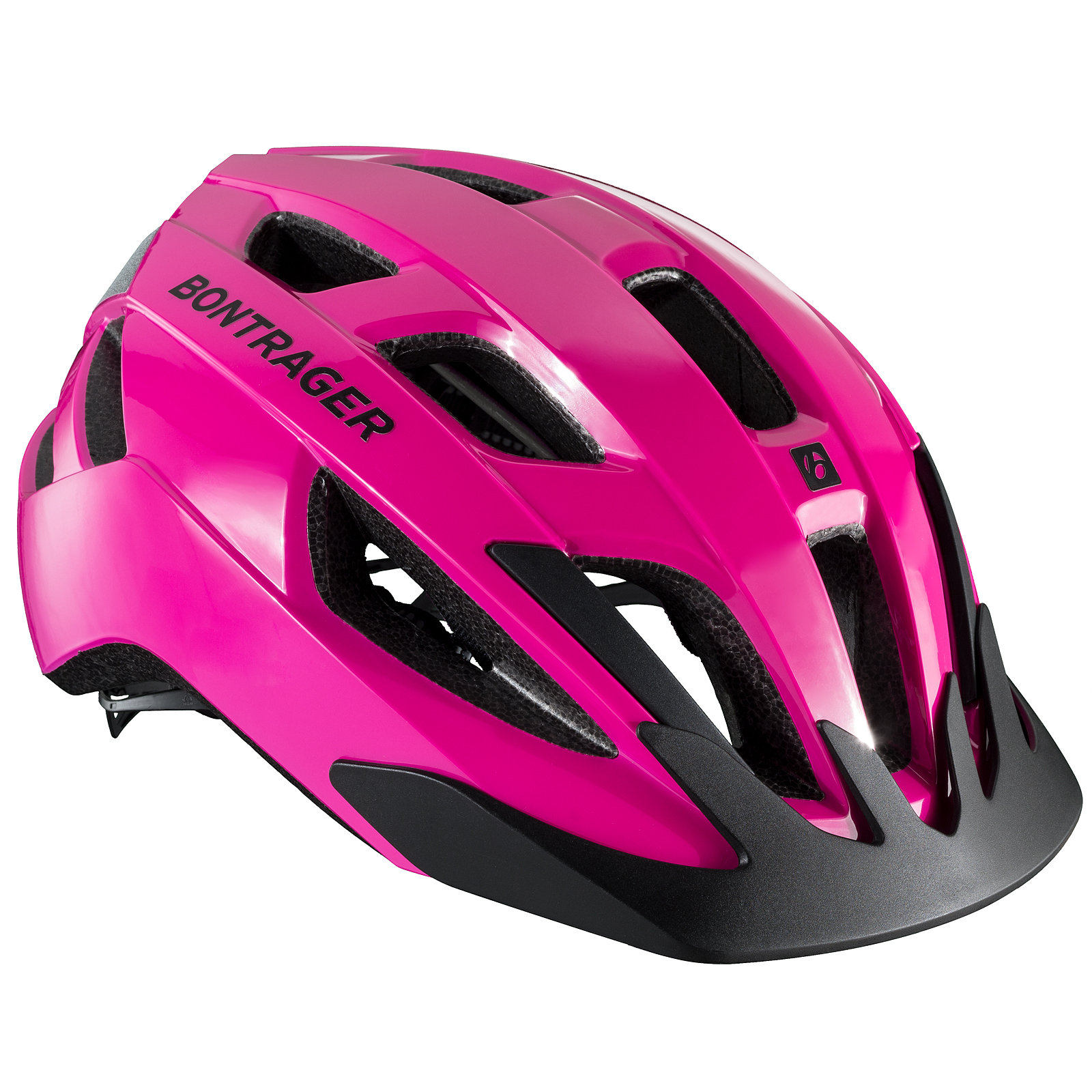 bontrager solstice damen fahrrad helm pink 2019 von top. Black Bedroom Furniture Sets. Home Design Ideas