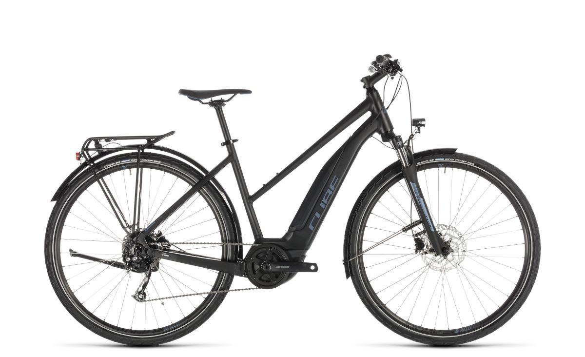 cube touring hybrid one 500 damen pedelec e bike trekking. Black Bedroom Furniture Sets. Home Design Ideas