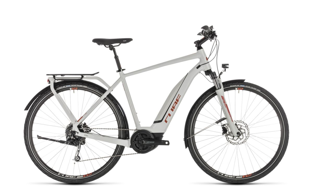 cube touring hybrid 400 pedelec e bike trekking fahrrad. Black Bedroom Furniture Sets. Home Design Ideas