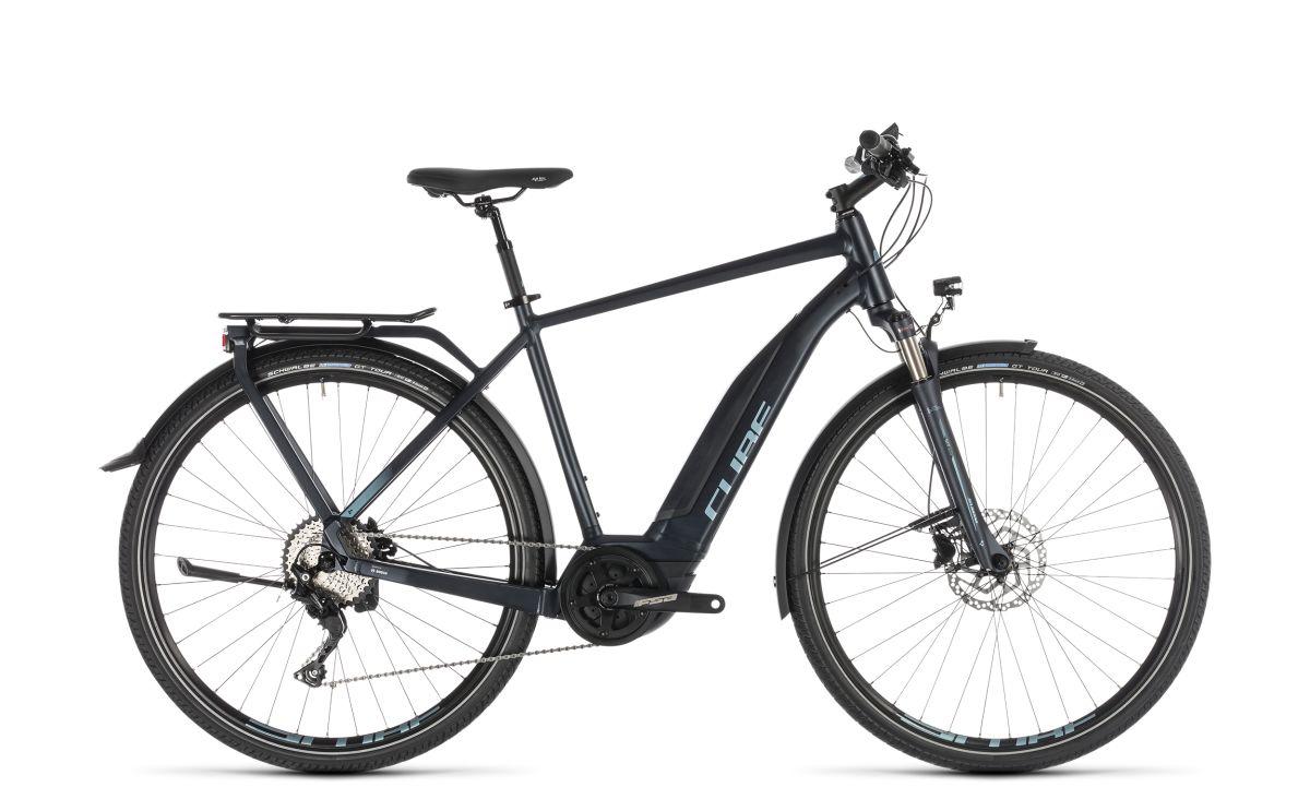 cube touring hybrid pro 500 pedelec e bike trekking. Black Bedroom Furniture Sets. Home Design Ideas