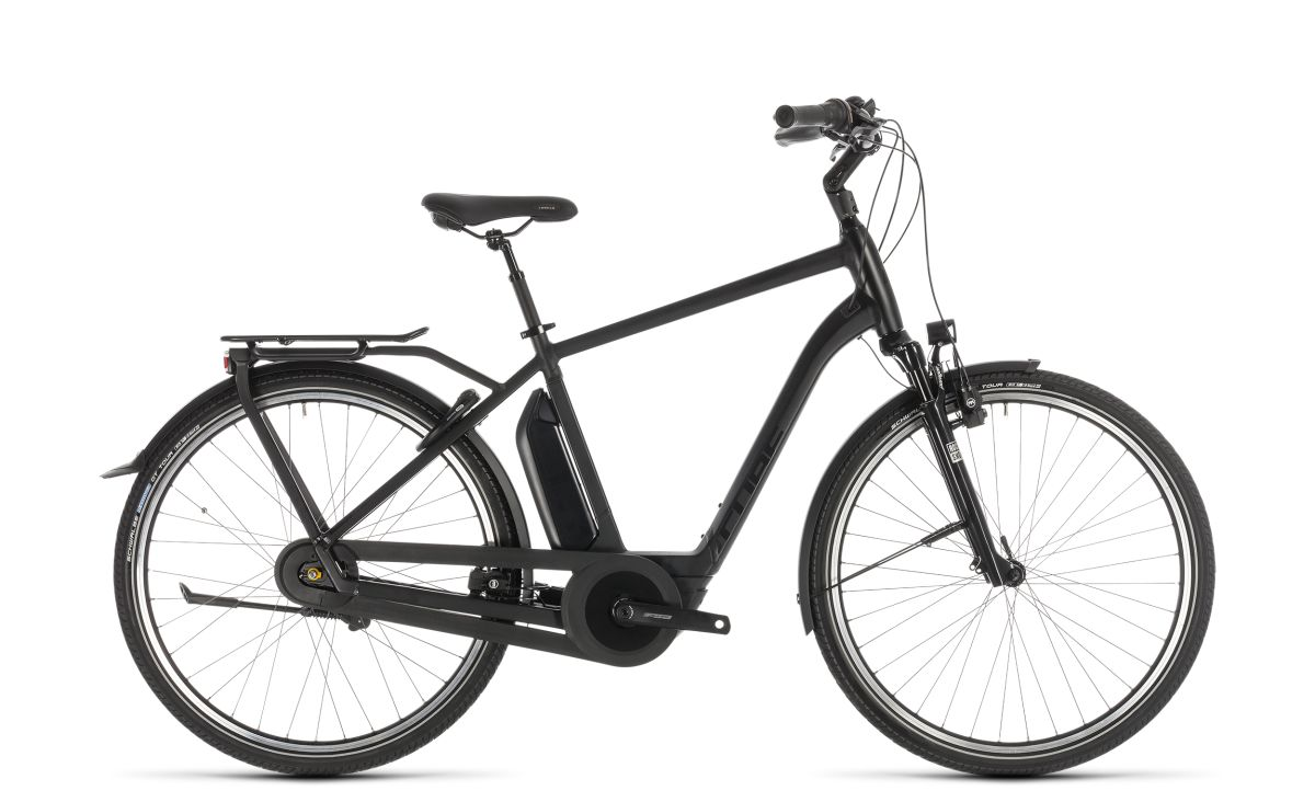 cube town hybrid exc 400 pedelec e bike trekking fahrrad. Black Bedroom Furniture Sets. Home Design Ideas