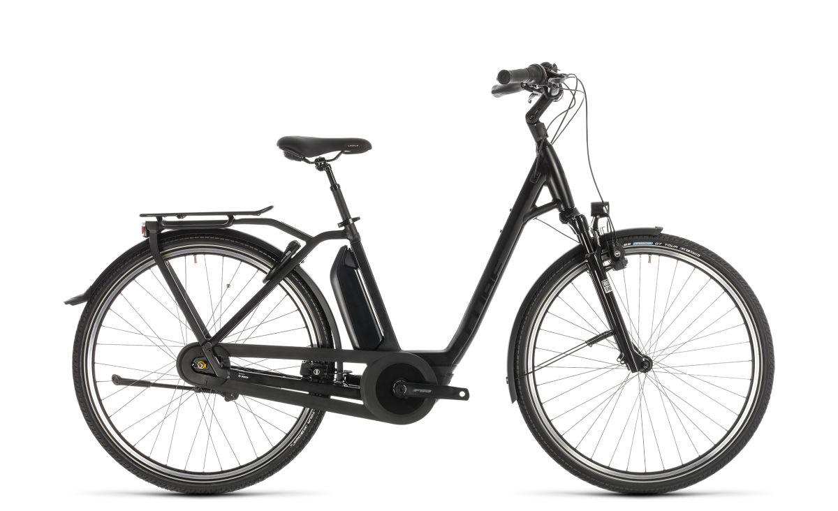 cube town hybrid exc 500 easy entry unisex pedelec e bike. Black Bedroom Furniture Sets. Home Design Ideas