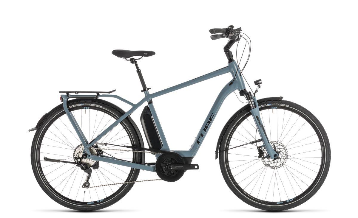 cube town sport hybrid pro 500 pedelec e bike trekking. Black Bedroom Furniture Sets. Home Design Ideas
