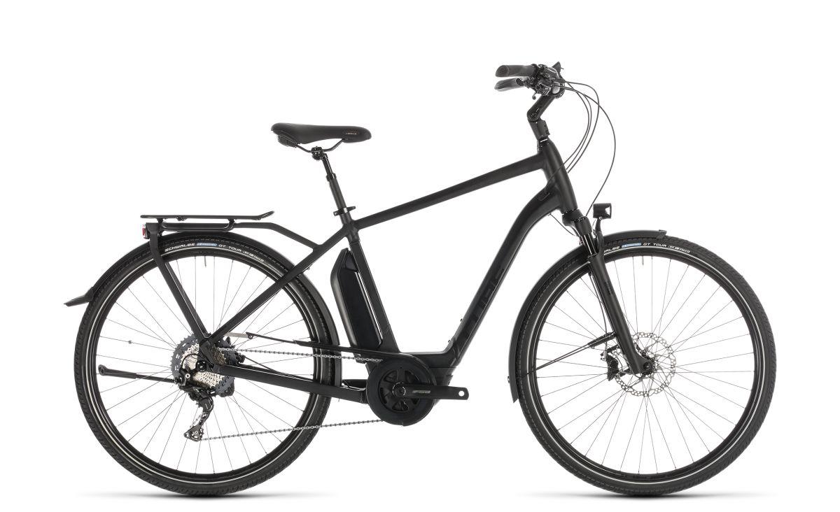 cube town sport hybrid sl 500 pedelec e bike trekking. Black Bedroom Furniture Sets. Home Design Ideas