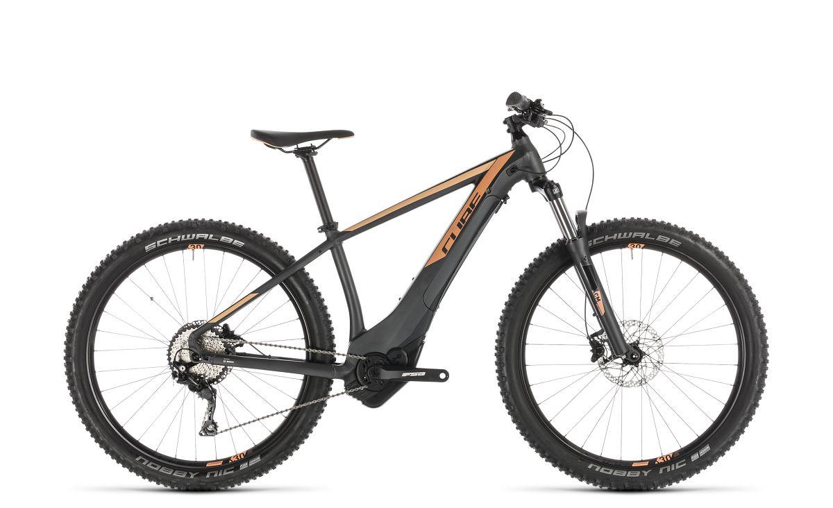 Cube Access Hybrid Exc 500 275 29 Damen Pedelec E Bike Mtb