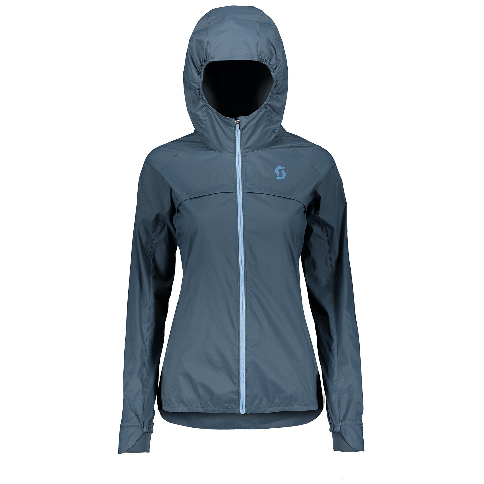 new product 4093b 281a4 Scott Trail MTN 40 Damen Fahrrad Windjacke blau 2018