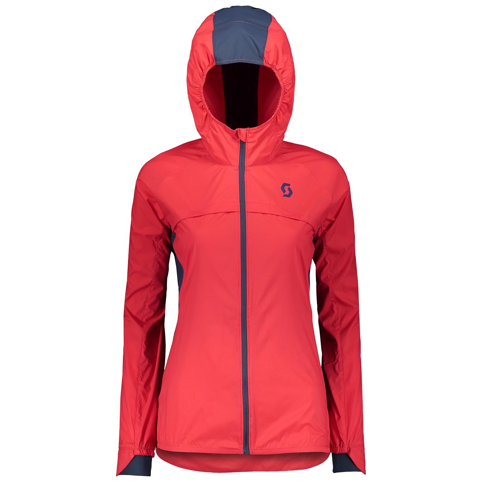 Kauf authentisch online Shop Online bestellen Scott Trail MTN 40 Damen Fahrrad Windjacke rot 2018
