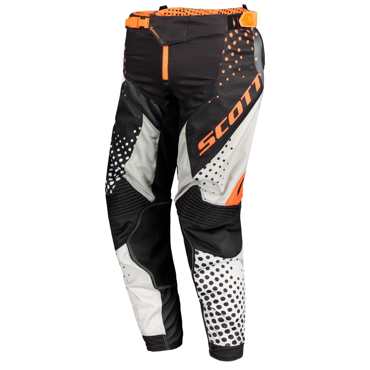 Scott 450 Angled Light MX Motocross DH Fahrrad Hose schwarz//grün 2019