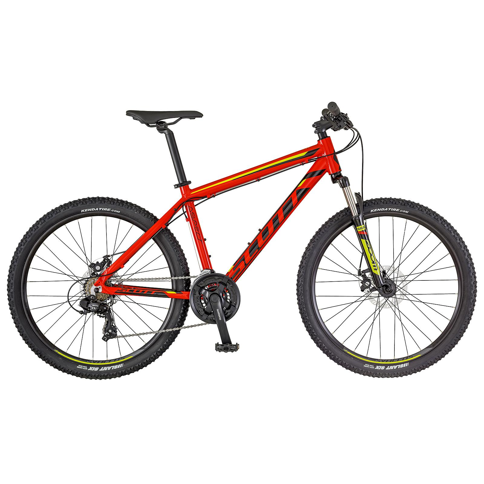 scott aspect 670 26 39 39 mtb fahrrad rot schwarz 2018 von top marken online kaufen we cycle. Black Bedroom Furniture Sets. Home Design Ideas